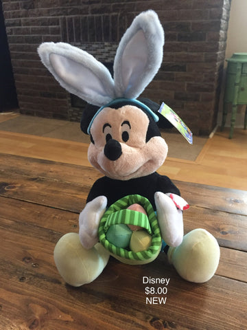 Disney Mickey Mouse Dancing Easter Bunny