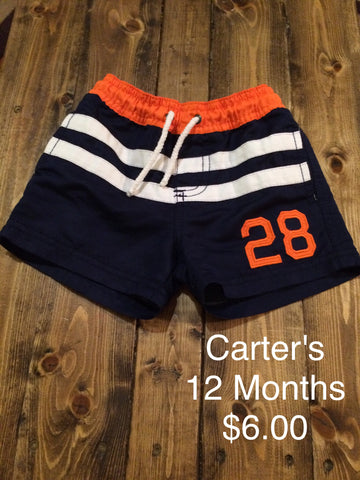 Carter's Swim Trunks
