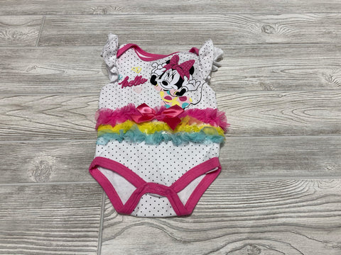 Disney Baby Minnie Mouse Onesie