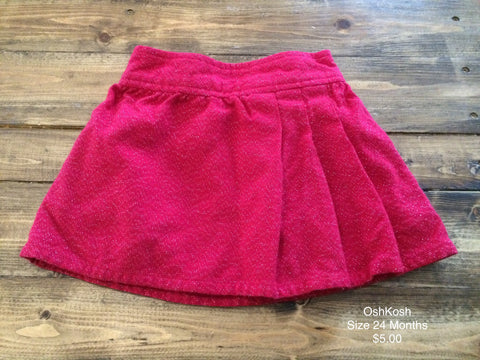 OshKosh Sparkle Skirt