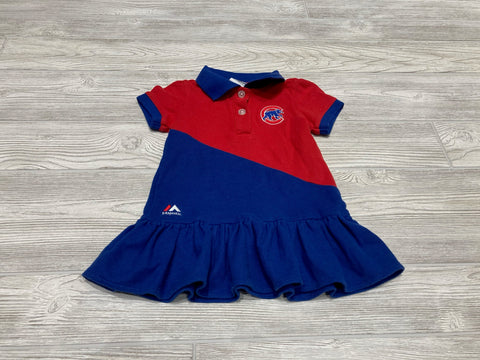 Majestic Chicago Cubs Dress