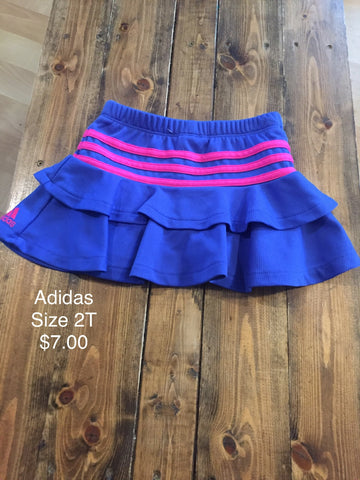 Adidas Athletic Skirt - Multiple Sizes
