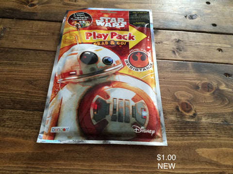 Star Wars Play Pack Grab & Go