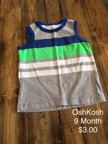 OshKosh Striped Tank Top