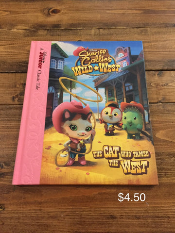 Sheriff Callie's Wild West - The Cat Who Tamed The West