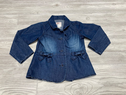 Old Navy Button Down Jean Jacket