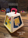 Fisher Price Busy Triangle Toy