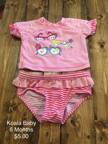 Koala Baby Two Piece Swimsuit