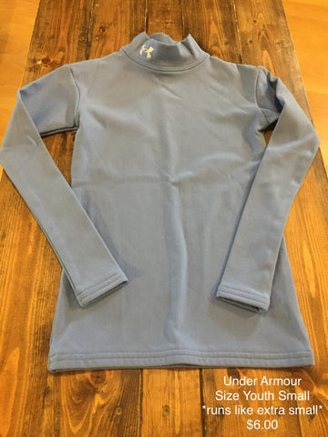 Under Armour Fitted Long Sleeve Shirt