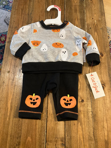 Cat & Jack Two Piece Halloween Outfit