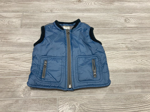 Old Navy Zip Up Winter Vest