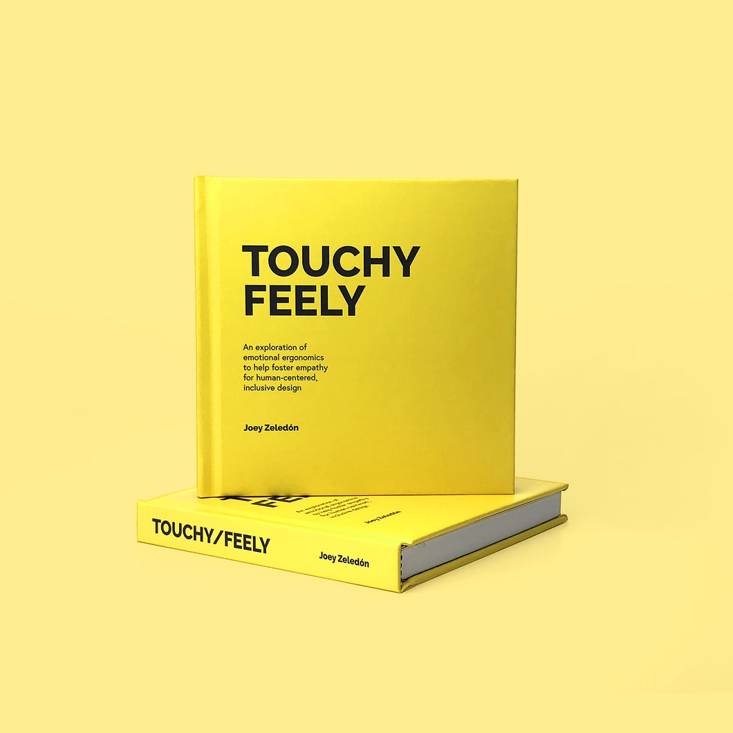 Touchy/Feely Book
