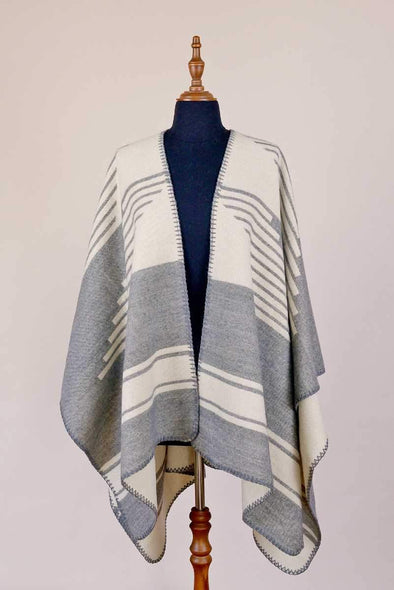 grey-cream-aztec-poncho-fashion-accessories-hello-friday-dunedin-new-zealand.jpg