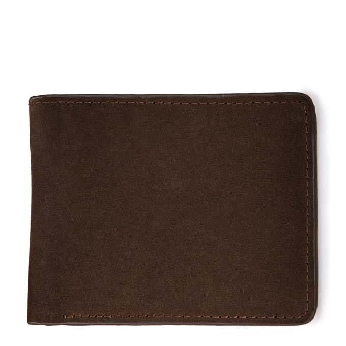 Tapalpa Chocolate Wallet