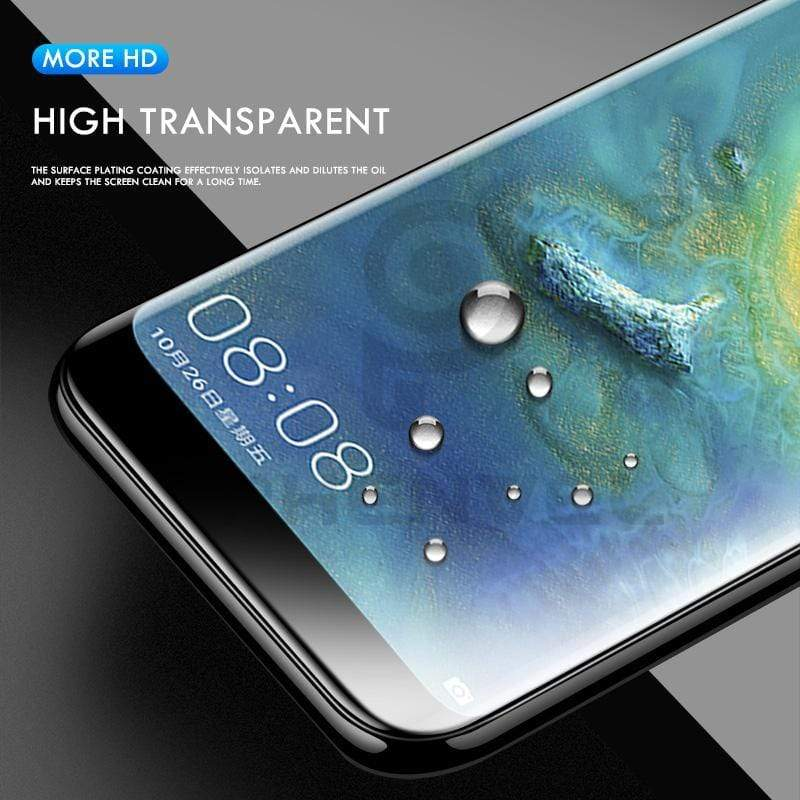 (2 pcs)10D Full Cover Hydrogel Film For Huawei P20/P20Lite/P20 Pro/Huawei Honor 7S/P smart
