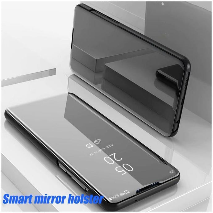 Mirror flip phone case For Huawei honor 8X/10Lite/P Smart2019