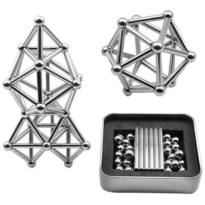 50% OFF TODAY!! Magnetic Building Blocks Set DIY Sculpture Toys - whnsp