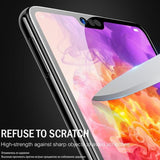 10D Violet Tempered Glass Film iPad 5 (2017) / 6 (2018)