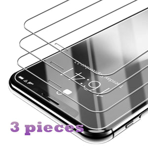 (2 pack)10D Full Cover Hydrogel Film For iPhone 6/6s/6PLUS/6SPLUS/7/8/7PLUS/8PLUS/X/XS/XR/XS MAX (With Locator Not Tempered Glass )