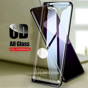 6D Full Curved 5D Tempered Glass For Samsung Galaxy S8/S9/S8Plus/S9Plus/S6/S6 Edge/S7/S7 Edge/Note 8/A8/A8Plus Cover case