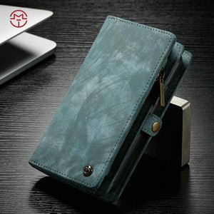 CaseMe OnePlus 7 Pro Wallet Magnetic Detachable 2 in 1 Case