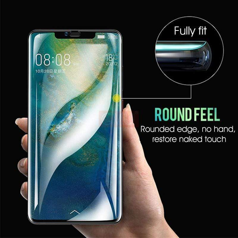 (3pcs) 10D Full Cover Hydrogel Film For Huawei P20/P20Lite/P20 Pro/Huawei Honor 7S/P smart