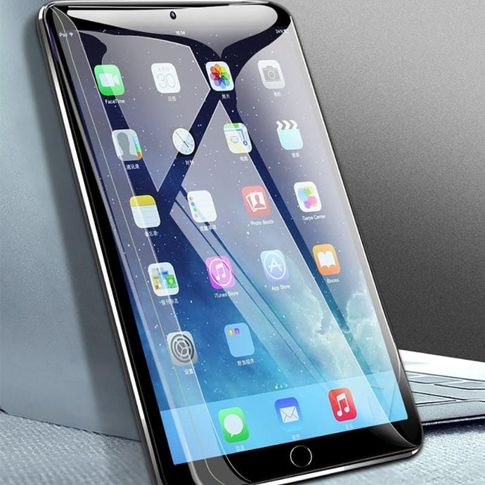 10D Full Cover Tempered Glass Film For IPAD MINI/2/3/4/5(With Locator)