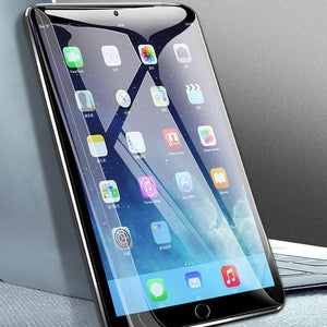 10D Full Cover Tempered Glass Film For iPad 2/3/4/air2/3/pro(2016/2017/2018)