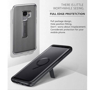Original Samsung  Galaxy S9/S9 Plus Standing Phone Case Ultimate Device Rugged Kickstand Protection Cover