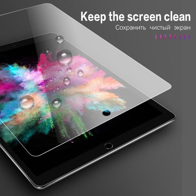 2.5D Tempered Glass Film For ipad2/3/4