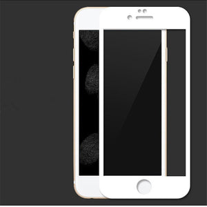 6D Tempered Glass Film With Air Filter For iPhone6/6s(plus)/7/8(plus)/x/xs/xr/xs max