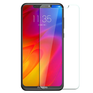 2.5D Tempered Glass Film For Motorola E (5th gen)/E (5th gen)PLUS/E5PLAY(Not Full-cover Screen film)