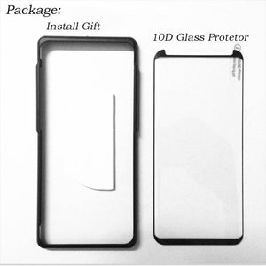 Samsung 10D Curved Full Screen Tempered Film  Free Installation Gift for Samsung S8/S8+/S9/S9+/Note8/Note9