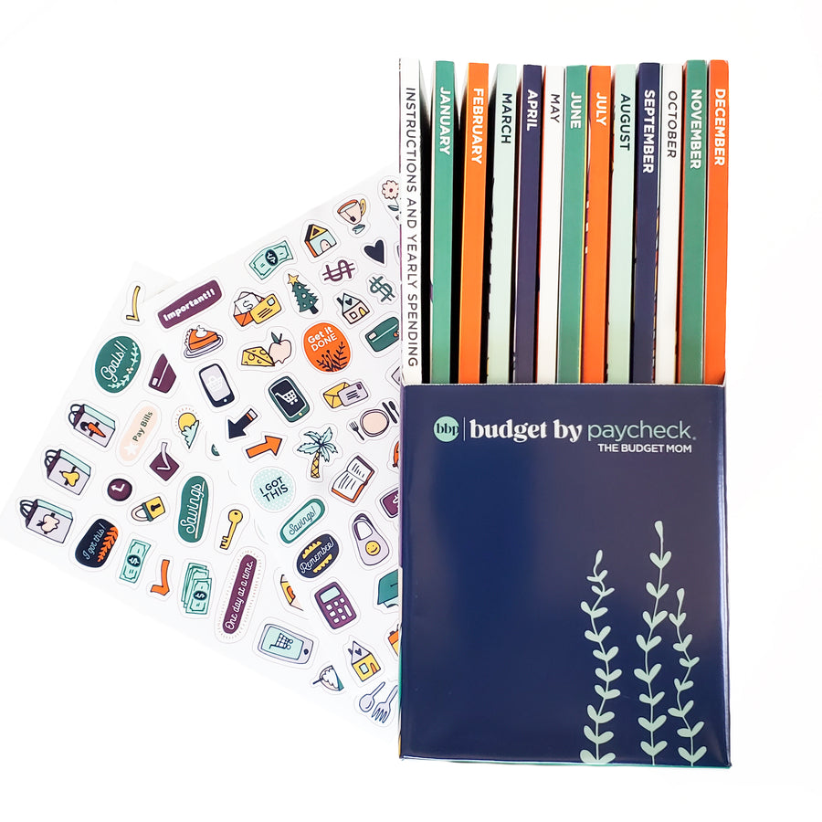 Budget By Paycheck® Boxed Set