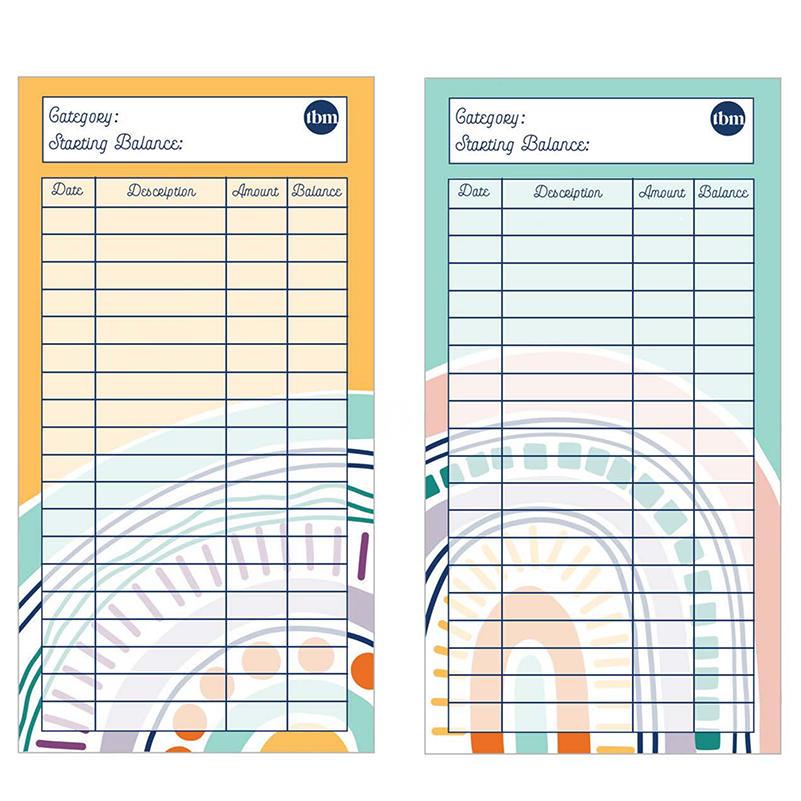 Spending Trackers (Printable)