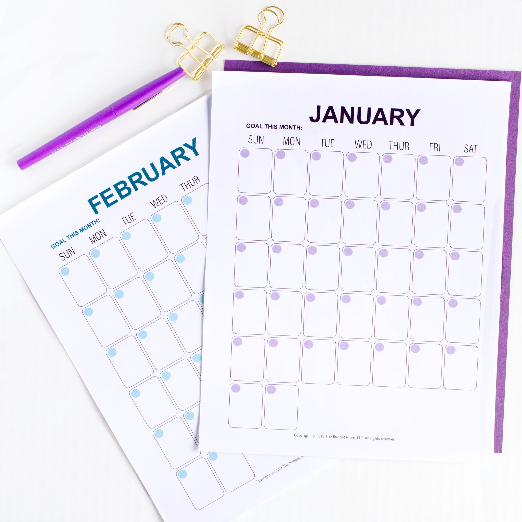 photo about All About Mom Printable referred to as Month-to-month Spending plan Calendar (Printable)