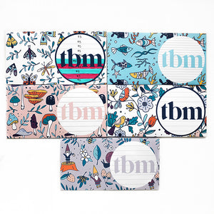 TBM Cash Savings Envelopes