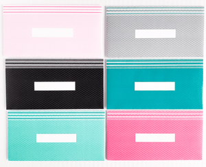 Stripe Design Horizontal Cash Envelopes (Printable)