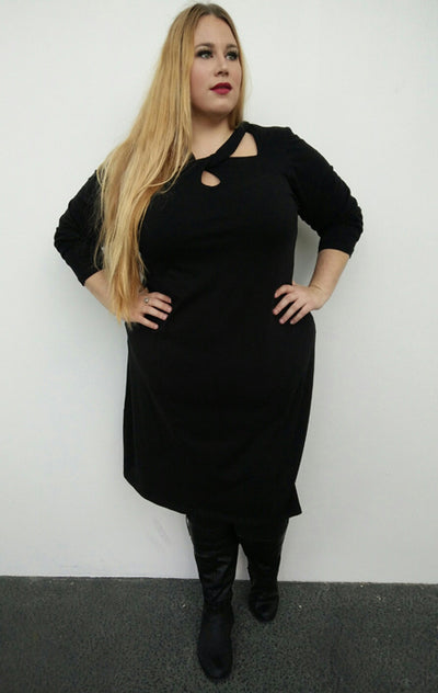 Lulu Dress // Black
