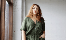 Load image into Gallery viewer, Jemima Dress // Khaki