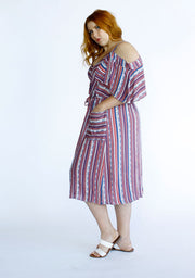 Lionheart Dress // Stripe