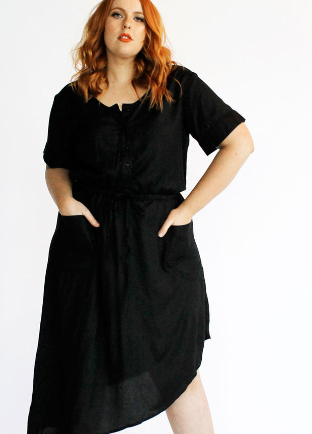 Jemima Dress // Black