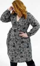Load image into Gallery viewer, Paige Wrap Dress // Plexus