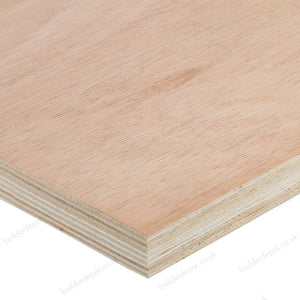 Plywood Hardwood Faced Ce2+ 25mm (36)
