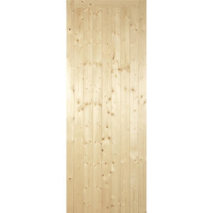 Picton Camden Framed Ledged & Braced Door 44Mm 78X30