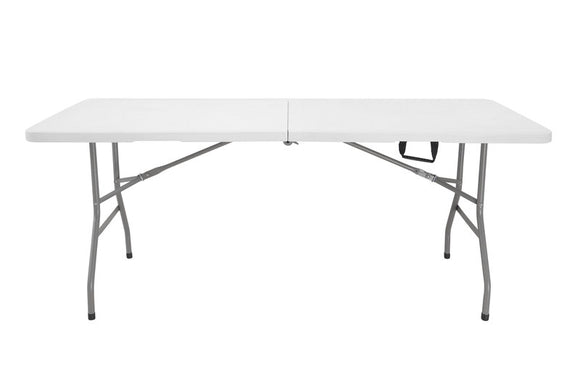 White Party Folding Table