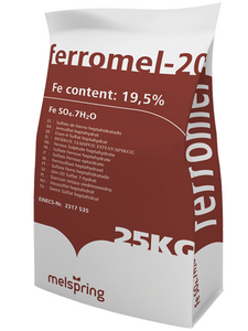 Ferrous Sulphate of Iron 25kg