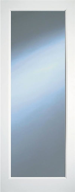 Indoors Kenmore White Primed Clear Glazed Door 78X24