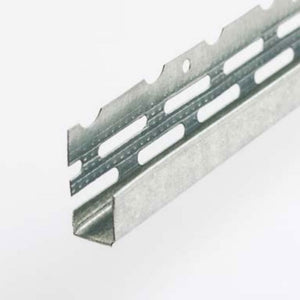 Plasterboard Edge Bead Galvanised 10' X 12.5mm