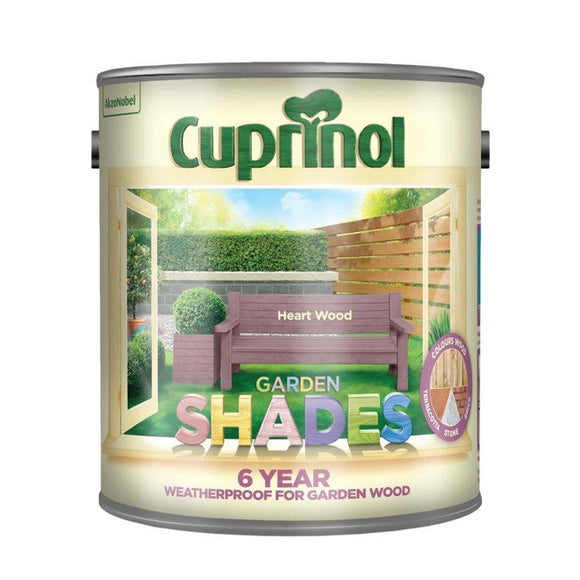Cuprinol Garden Shades - Heart Wood